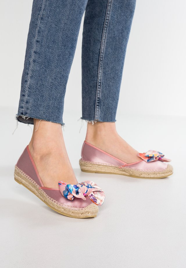 SUSA - Loafers - raso rose