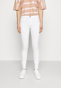 ONLY - ONLRAIN LIFE - Jeans Skinny Fit - ecru - 0