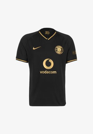 KAIZER CHIEFS F.C. TRIKOT 3RD STADIUM 2019/2020 HERREN - Print T-shirt - black / truly gold