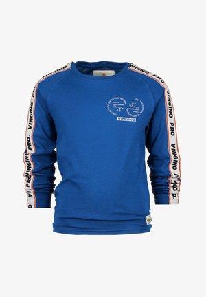 JAMES - Long sleeved top - ultra blue