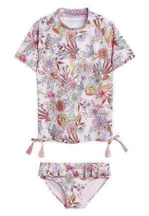 Plavky - pink