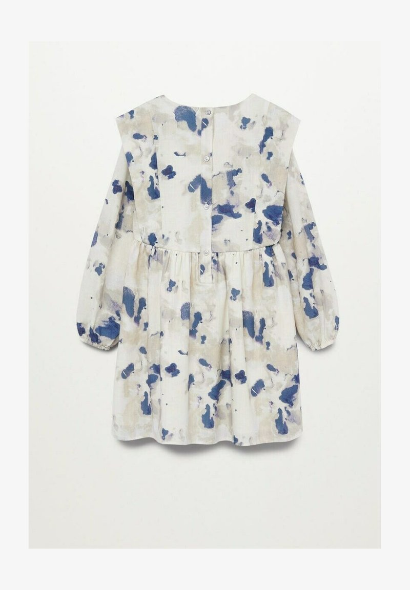 Mango - Žerzejové šaty - bianco sporco