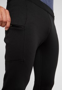 Patagonia - CROSSTREK BOTTOMS - Friluftsbyxor - black - 3