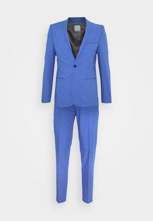 GOTHENBURG SUIT - Oblek - blue