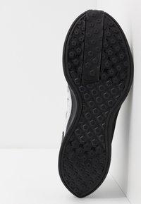 Nike Performance - ZOOM PEGASUS TURBO 2 - Zapatillas de competición - pure platinum/black/reflective silver - 4