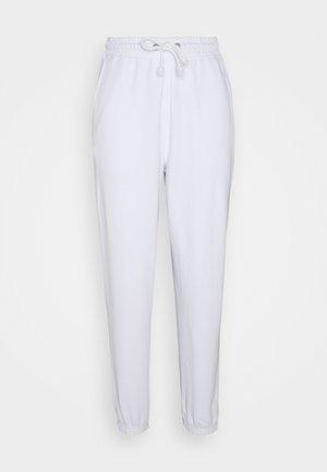 OVERSIZED 90S - Pantaloni sportivi - white