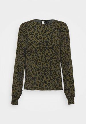 VMNANCY - T-shirt à manches longues - ivy green