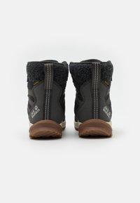 Jack Wolfskin - POLAR BEAR TEXAPORE HIGH UNISEX - Zimní obuv - phantom/offwhite - 2