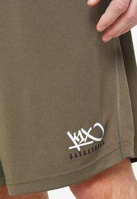 K1X - CREST SHORTS  - kurze Sporthose - tarmac - 5