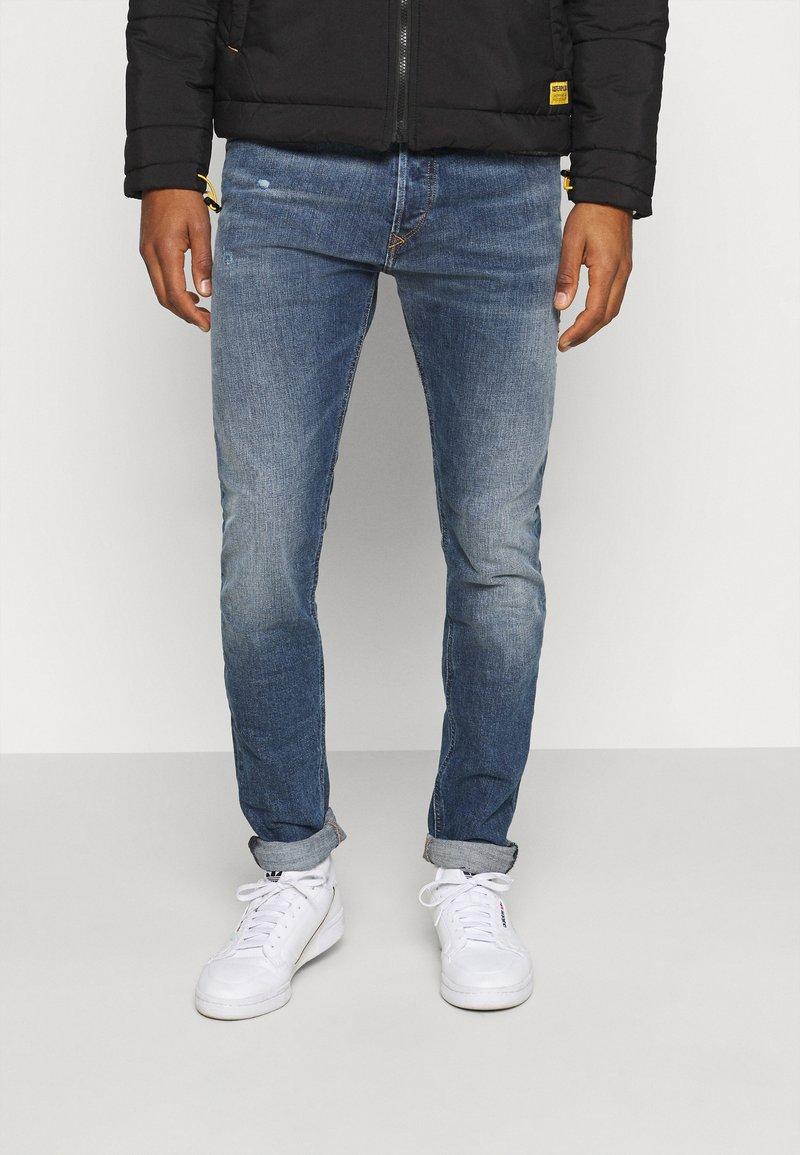Diesel - TEPPHAR-X - Jeans Skinny - blue denim