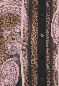 Liu Jo Jeans - CAMICIA GEORGETTE - Button-down blouse - beige - 2