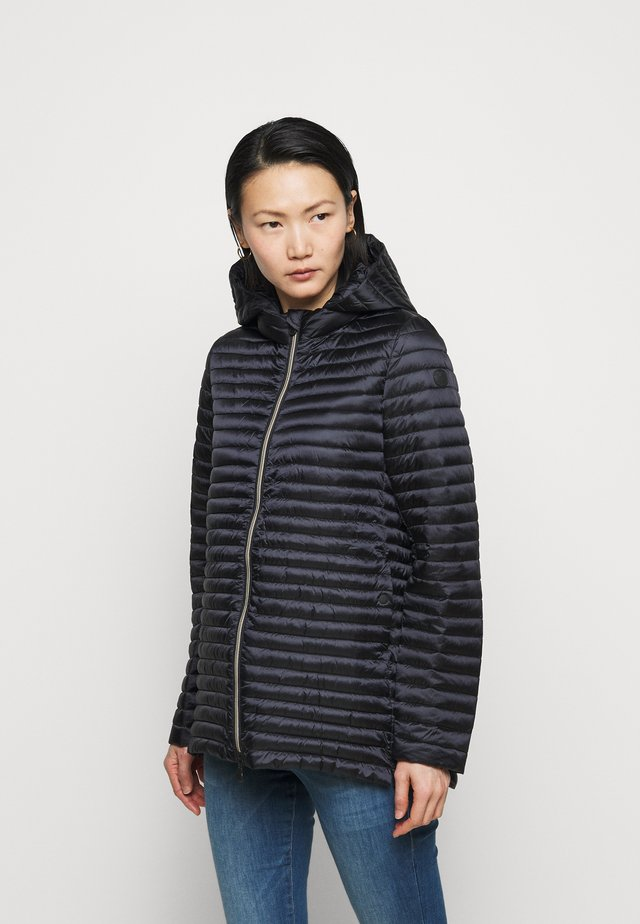 AMANDA - Winter coat - black