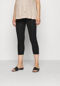 9Fashion - SAVA - Leggings - Trousers - black - 0