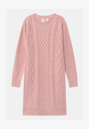 GIRL - Jumper dress - pure pink