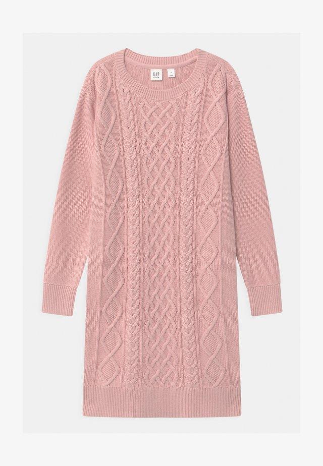 GIRL - Jumper dress - pure pink