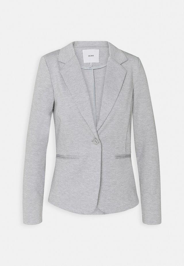 KATE - Blazer - grey melange