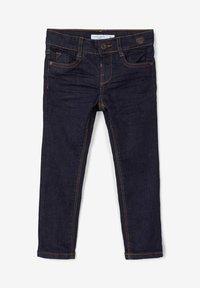 Name it - Slim fit jeans - dark blue denim - 2