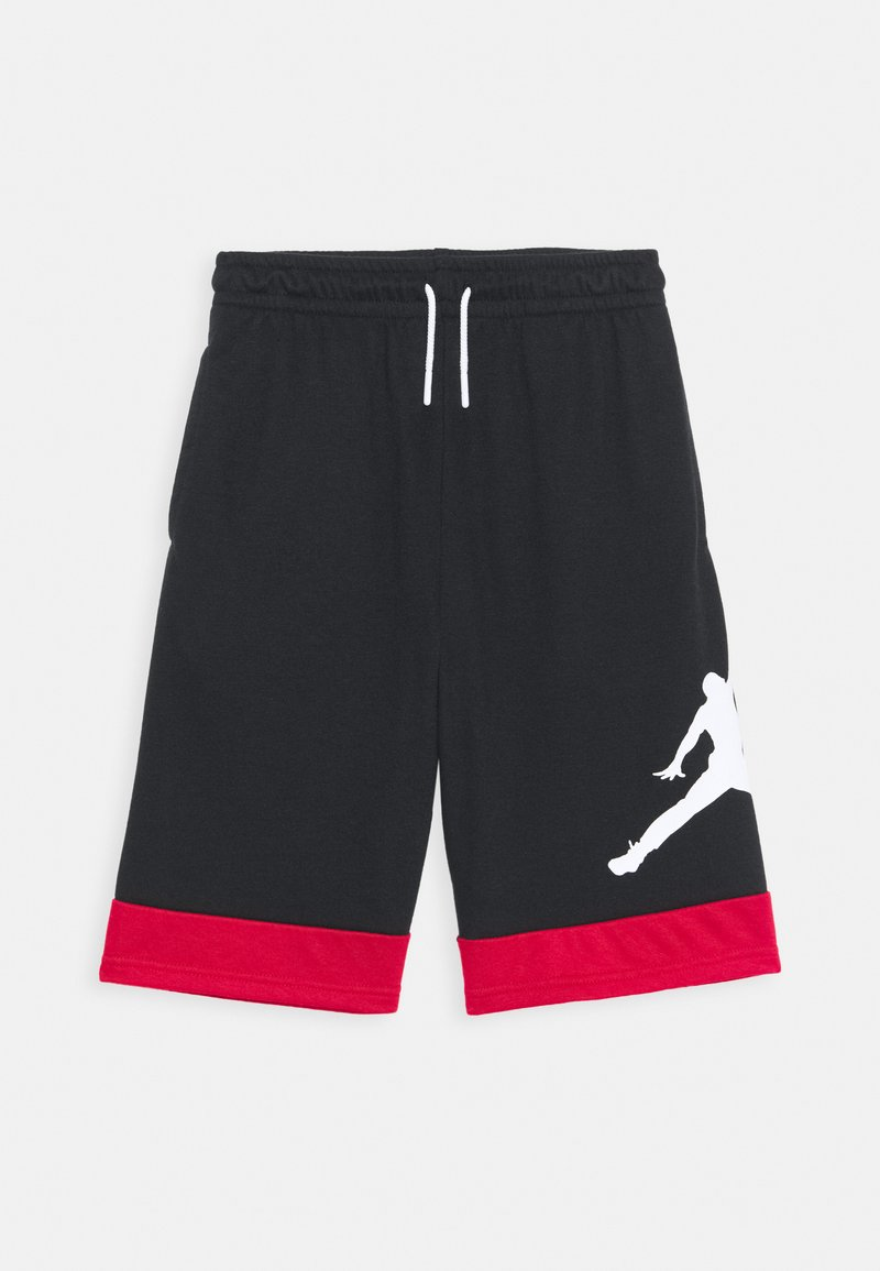 Jordan - JUMPMAN AIR - kurze Sporthose - black