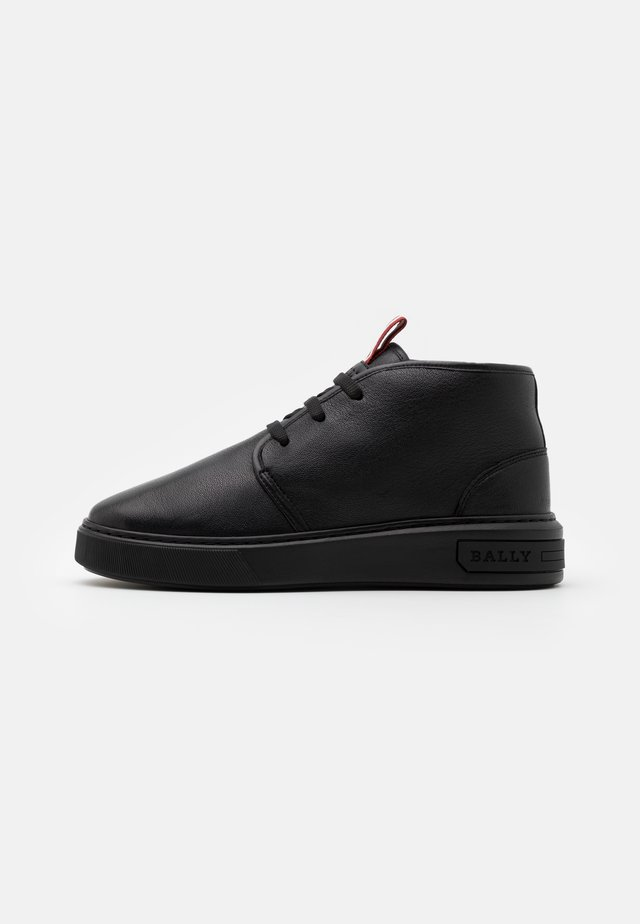 MATTIS - High-top trainers - black