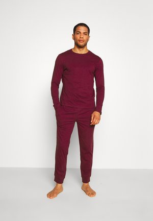 SET - Pijama - bordeaux