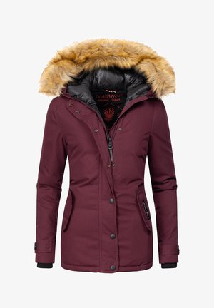 LAURA - Winter jacket - red