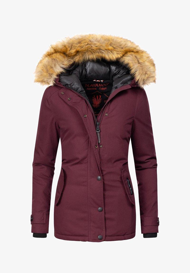 Navahoo - LAURA - Winter jacket - red