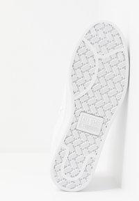 Converse - PRO LEATHER - Matalavartiset tennarit - white - 4