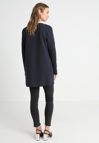 Vila - VINAJA NEW LONG - Cardigan - dark blue - 2