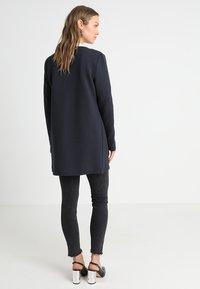Vila - VINAJA NEW LONG JACKET - Summer jacket - dark blue - 2