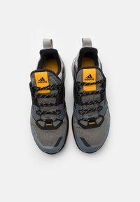 adidas Performance - TERREX TRAILMAKER WINTER.RDY  - Hikingschuh - metallic grey/core black/legend earth - 3
