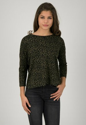 Blouse - sea turtle-multicolor