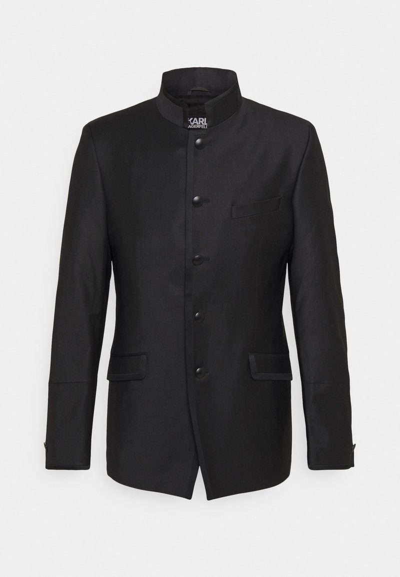 KARL LAGERFELD - JACKET GLORY - Blazer jacket - black