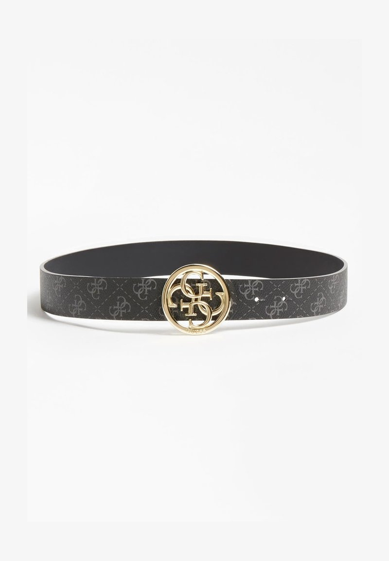 Guess - JENSEN 4G-LOGO - Belt - mehrfarbig grau