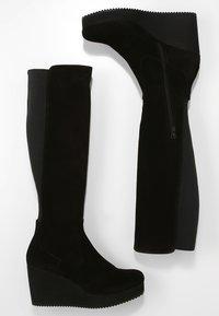 Homers - MICRO - High Heel Stiefel - crosta - 3