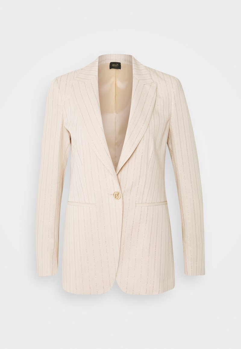 LIU JO - GIACCA - Short coat - sandy beige/gold