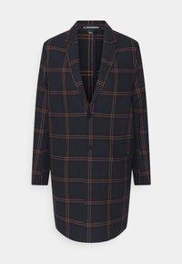 WOLFRAM  - Classic coat - navy