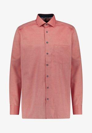 LUXOR MODERN FIT GLOBAL KENT - Shirt - red