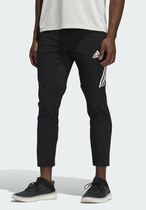 AERO 3S PNT - Pantalon de survêtement - black/white
