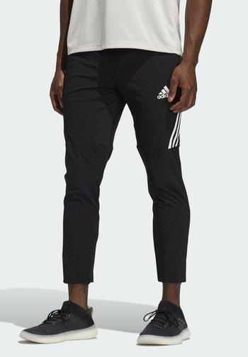AERO 3S PNT - Pantaloni sportivi - black/white
