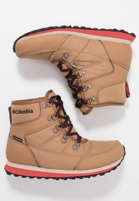 Columbia - WHEATLEIGH SHORTY - Winter boots - daredevil - 1