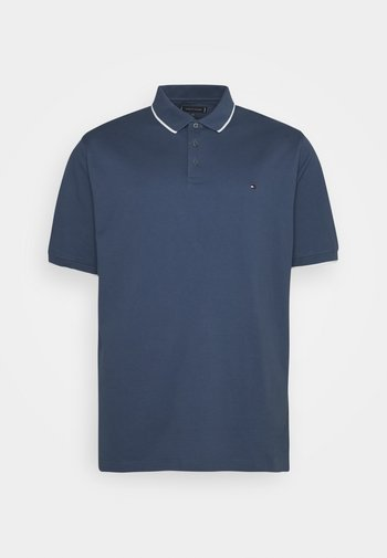 BASIC REGULAR - Polo shirt - faded indigo