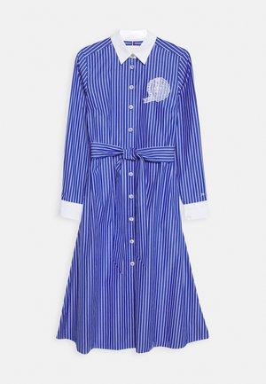 ICON MIDI DRESS - Shirt dress - blue violet
