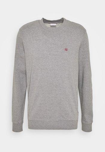 BALIS - Sweatshirt - medium grey melange