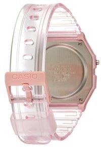 Casio - F-91WS-4EF - Digitaal horloge - rosa - 1