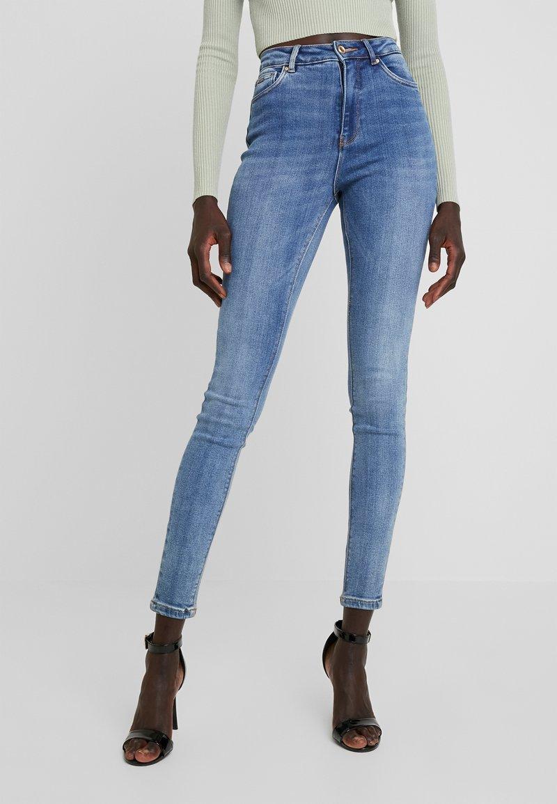 ONLY Tall - ONLMILA - Jeans Skinny Fit - medium blue denim