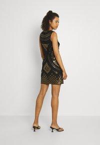 Molly Bracken - LADIES DRESS - Cocktailjurk - gold-coloured - 4