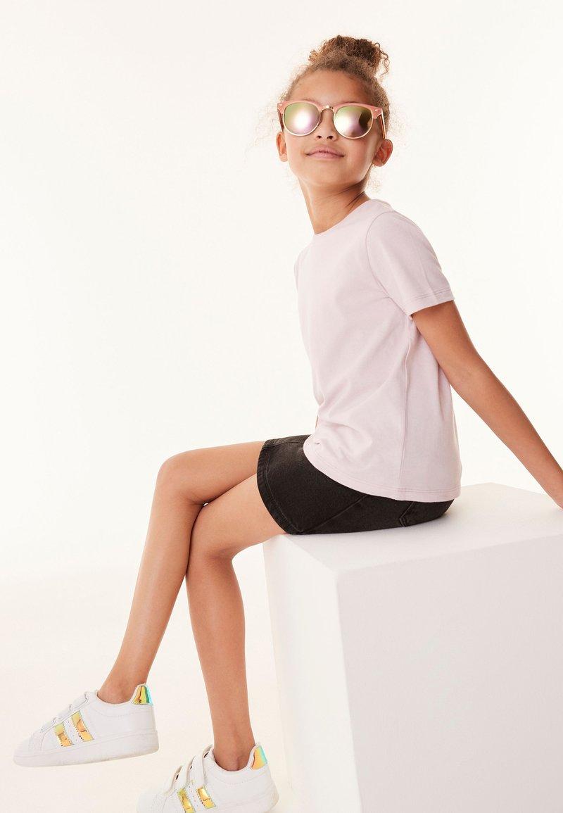 Next - Basic T-shirt - lilac