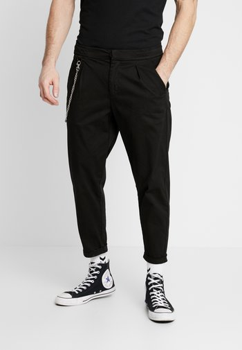 LEE CROPPED PANTS