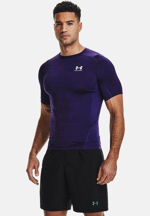 COMP - T-shirt med print - purple