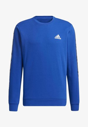 ESSENTIALS TAPE SWEATSHIRT - Sweatshirt - blue